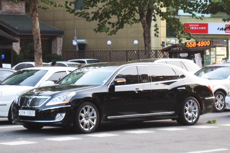 Equus Limousine To Partywave By Kia Motors On Deviantart