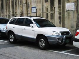 Hyundai Santa Fe 3 spoke rims