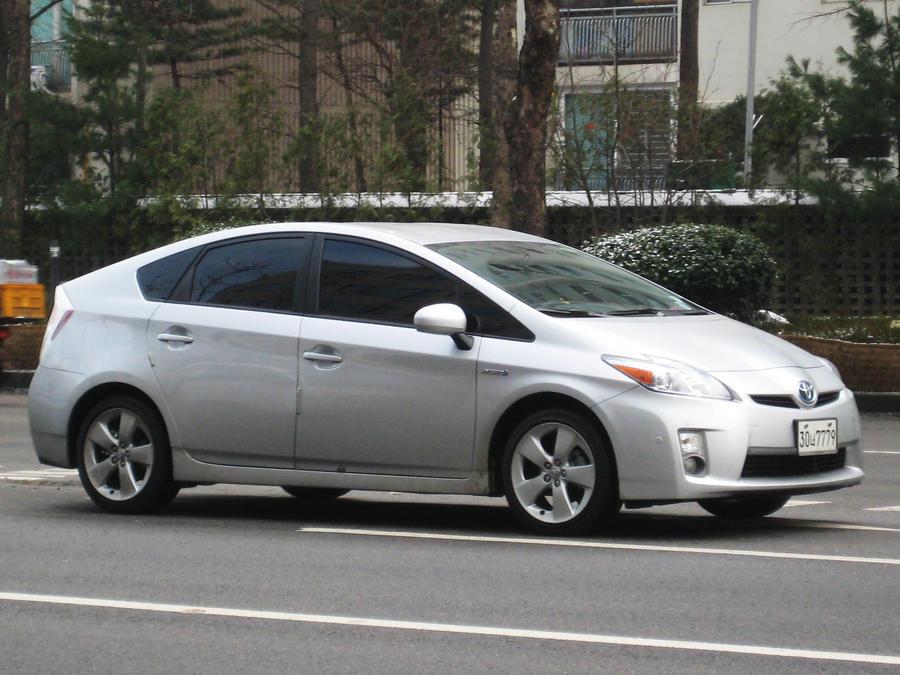 2010 toyota prius in korea by kia motors on deviantart for Kia motors south korea