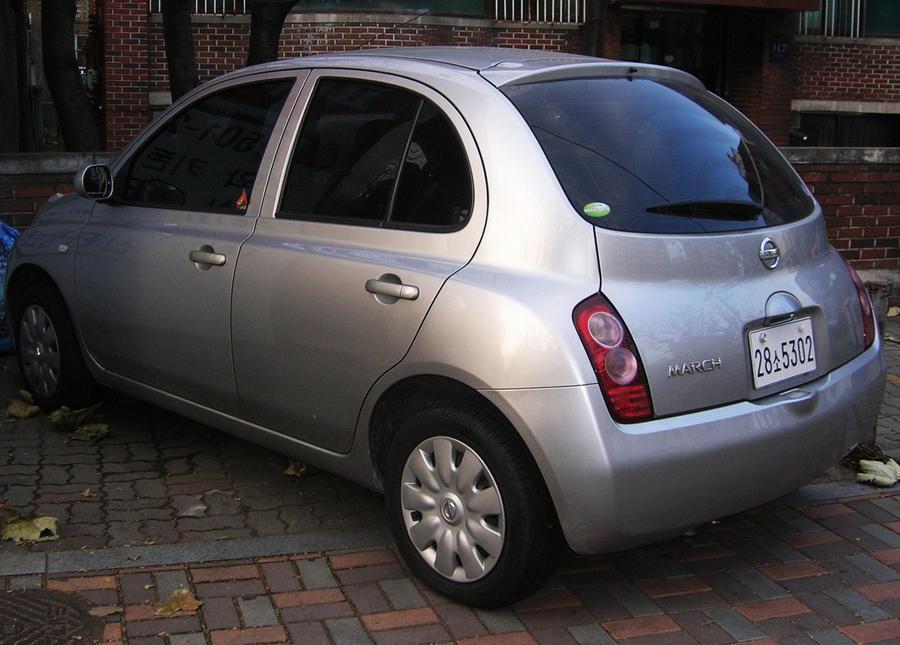 Nissan micra in korea huh by kia motors on deviantart for Kia motors south korea
