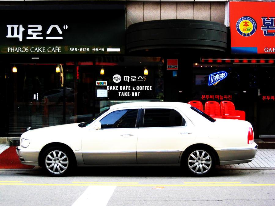 Perfect Color Equus For Xjk By Kia Motors On Deviantart