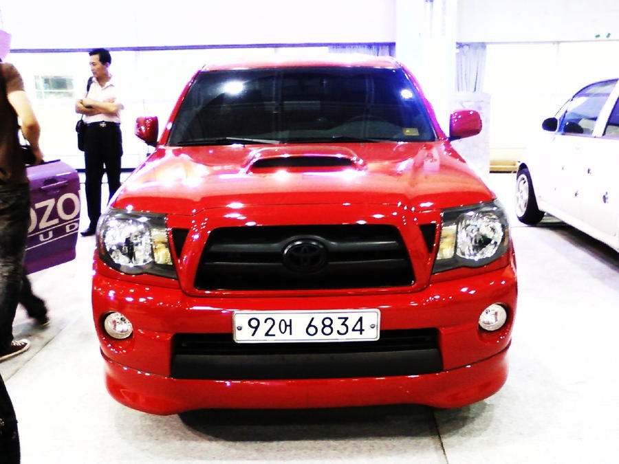 01 toyota tacoma autos post for Kia motors south korea