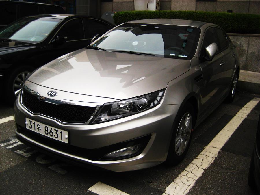 New kia optima or k5 in korea by kia motors on deviantart for Kia motors south korea
