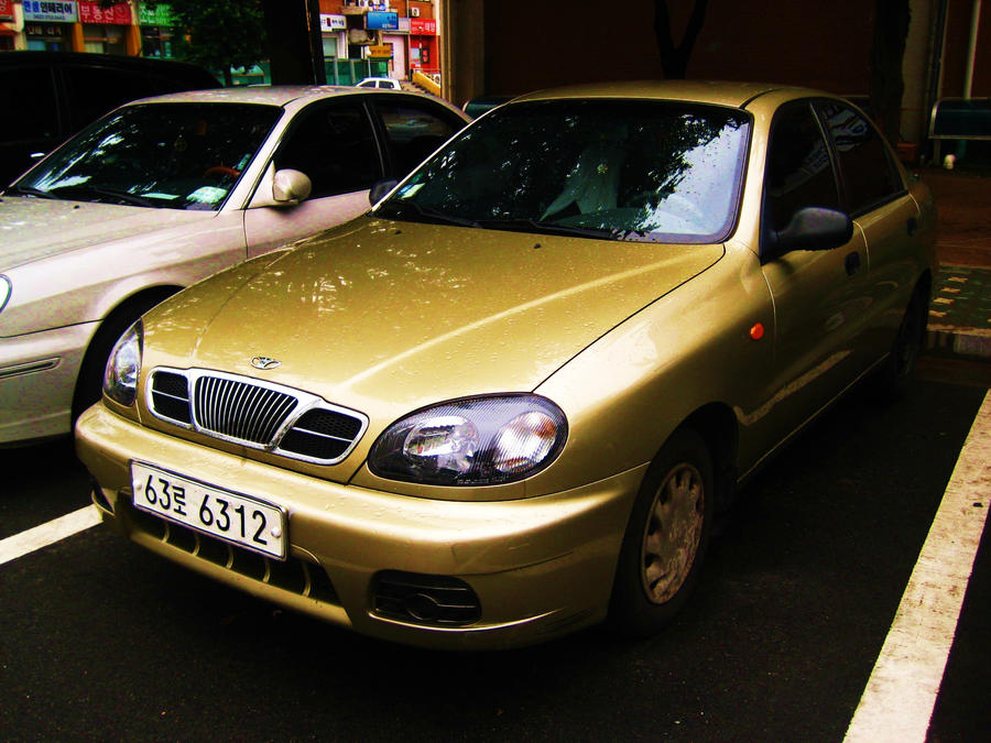 GOLD DAEWOO LANOS by Kia-Motors on DeviantArt