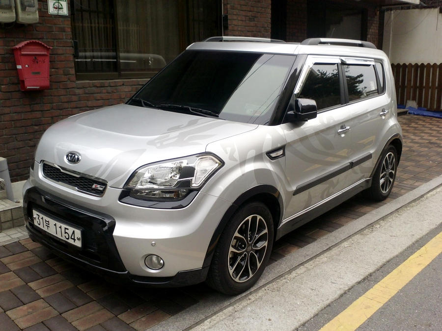 Custom Kia Soul 2u By Kia Motors On Deviantart