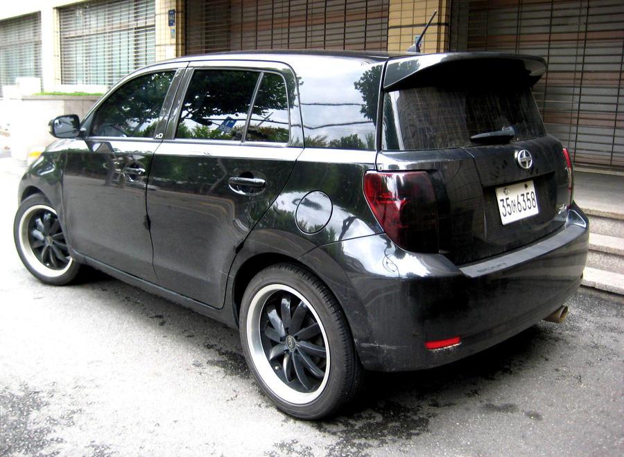 Scion xd in korea hmmmmmm by kia motors on deviantart for Kia motors south korea