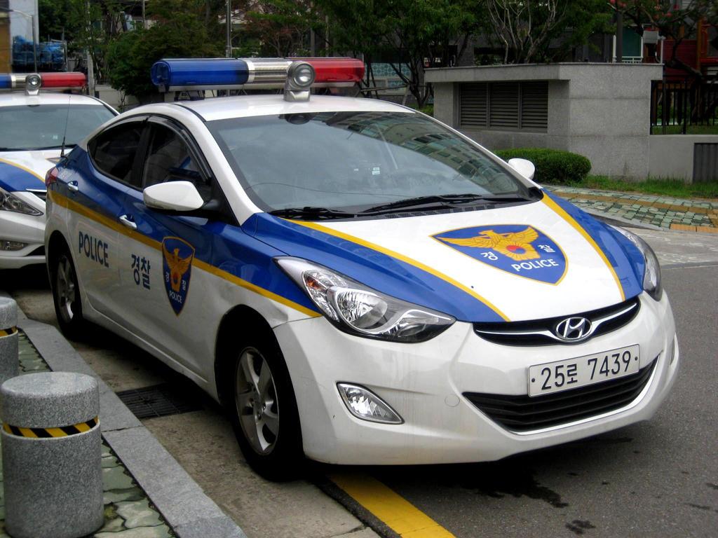 Hyundai Elantra Gdi Police Service Vehicle By Kia Motors On Deviantart