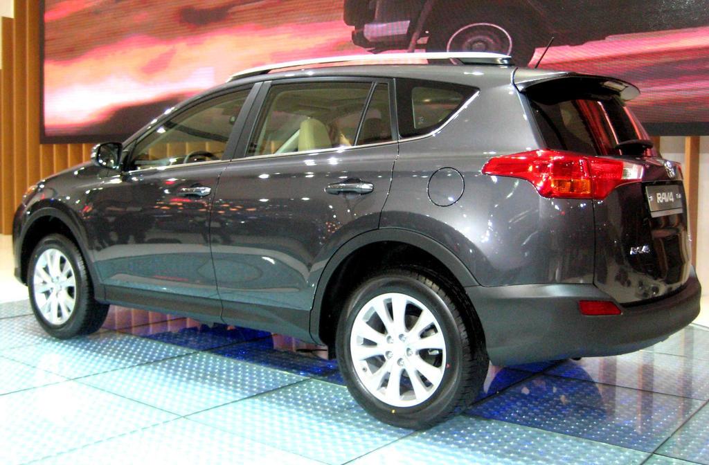 New Toyota Rav4 Suv By Kia Motors On Deviantart