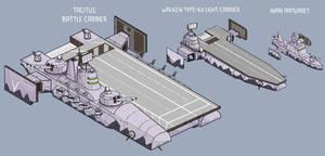Royal League prototypes and Inari