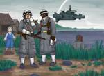 Air Marines at Karelia