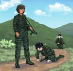 Arc Rangers Training
