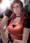 Resident Evil(CVX) - Claire Redfield