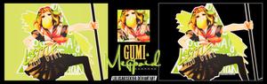 Gumi Megpoid Green
