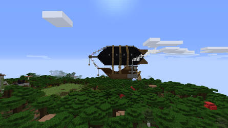 Pirate Airship 1