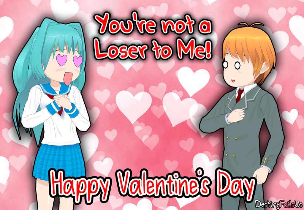 [DFU Valentine's Day] SamsonxLily by DestinyFailsUs