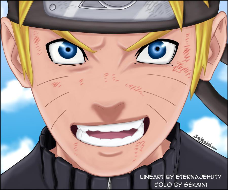 Naruto Shippuden - Uzumaki Naruto by sekaini on DeviantArt