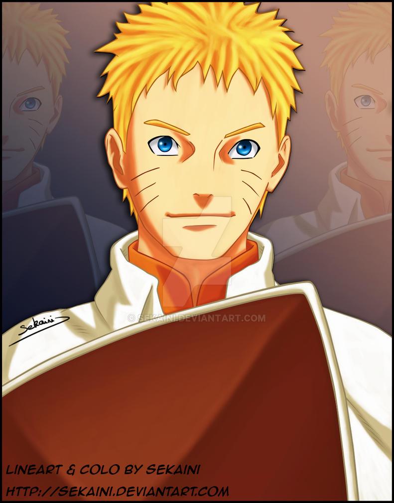 Naruto Nanadaime by sekaini