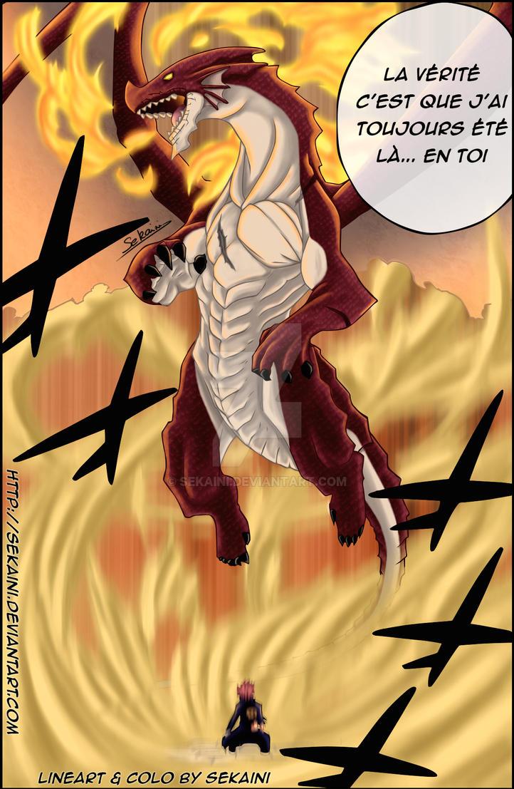 Fairy Tail - Igneel return by sekaini