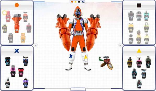 FLASH - Kamen Rider Fourze - Switcher v 2.6