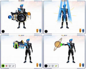 FLASH - Kamen Rider Meteor - Switcher v 1.2