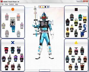 (Flash Game) Kamen Rider Fourze v4.0