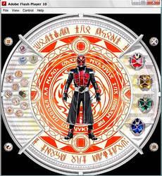 (Flash Game) Kamen Rider Wizard v1.4