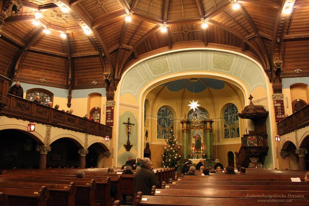Auferstehungskirche by wiebkerost