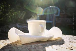 Coffee Break by wiebkerost