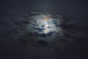 The Moon before Walpurgisnacht by wiebkerost