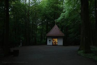 Chapel in the Woods by wiebkerost