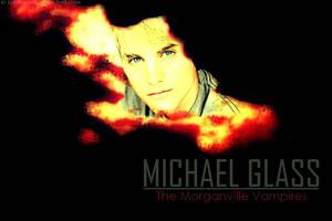 Michael Glass Wallpaper