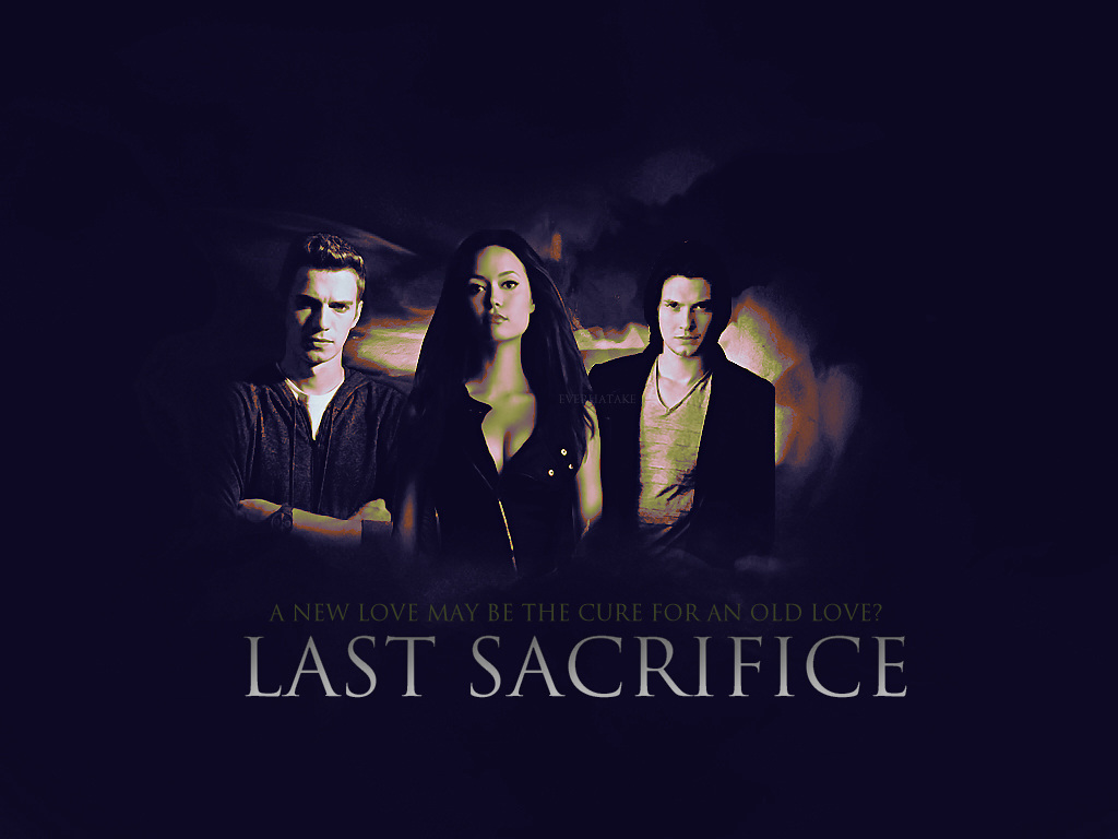Last Sacrifice (Vampire Academy 6) by Richelle Mead