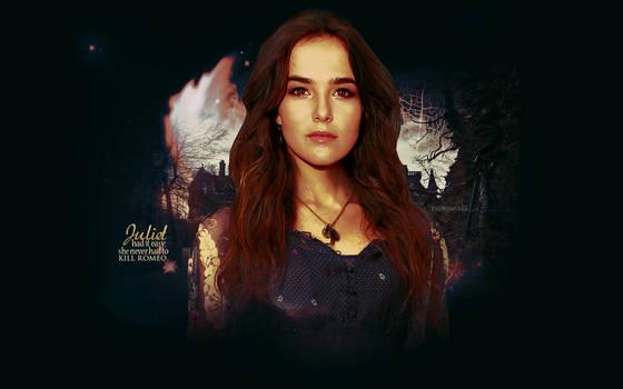 Juliet had it easy she never had to kill Romeo.