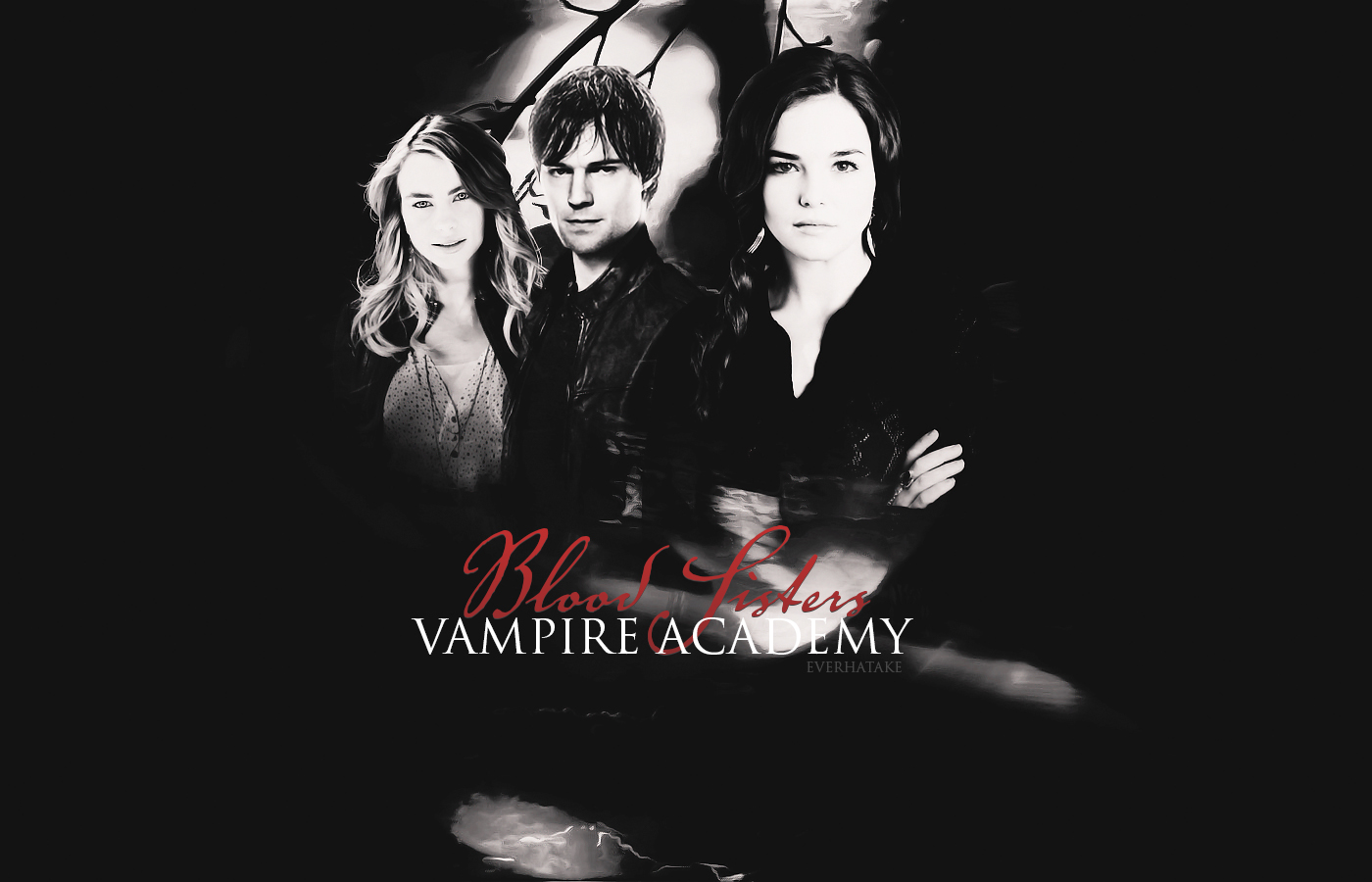 Vampire Academy - Blood Sisters by EverHatake