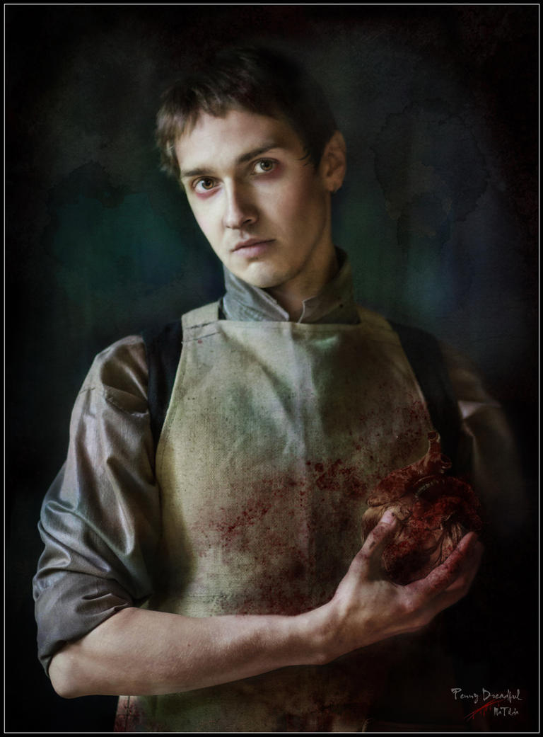 The Portrait of Victor Frankenstein by MaTilda-2941
