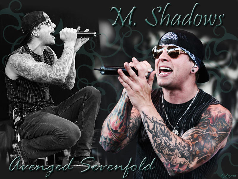 M Shadows by EmpressLizard  M Shadows