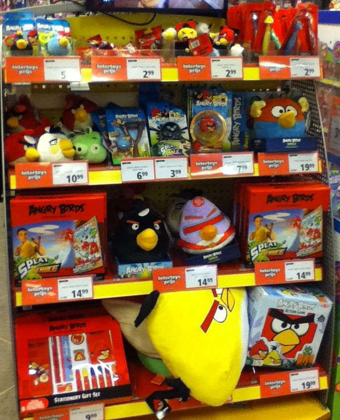 Angry birds store coupons