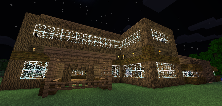 minecraft home designs 1 by popking247. beautiful ideas. Home Design Ideas