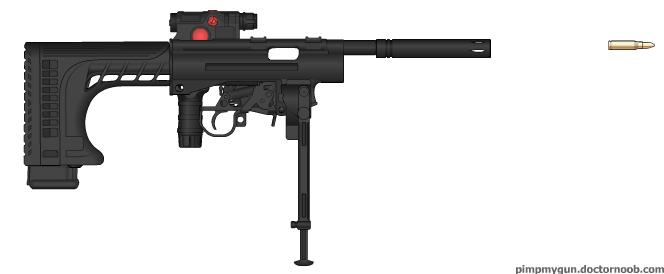 Original Gun Designs S1 E1 by popking247