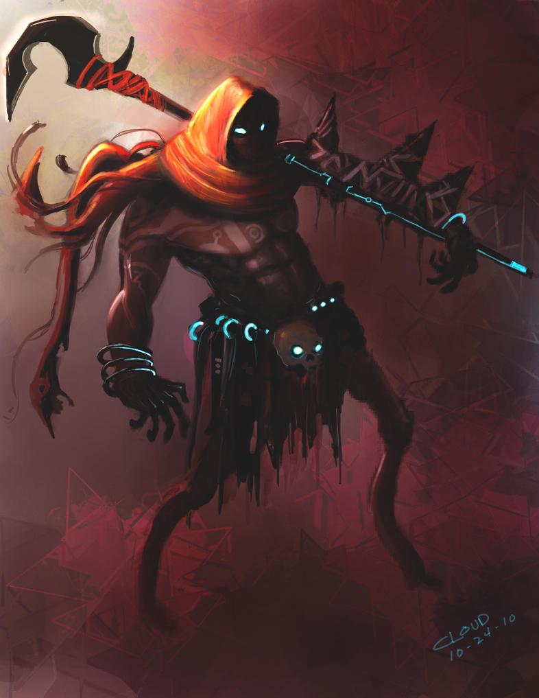 Shinobi by Darkcloud013