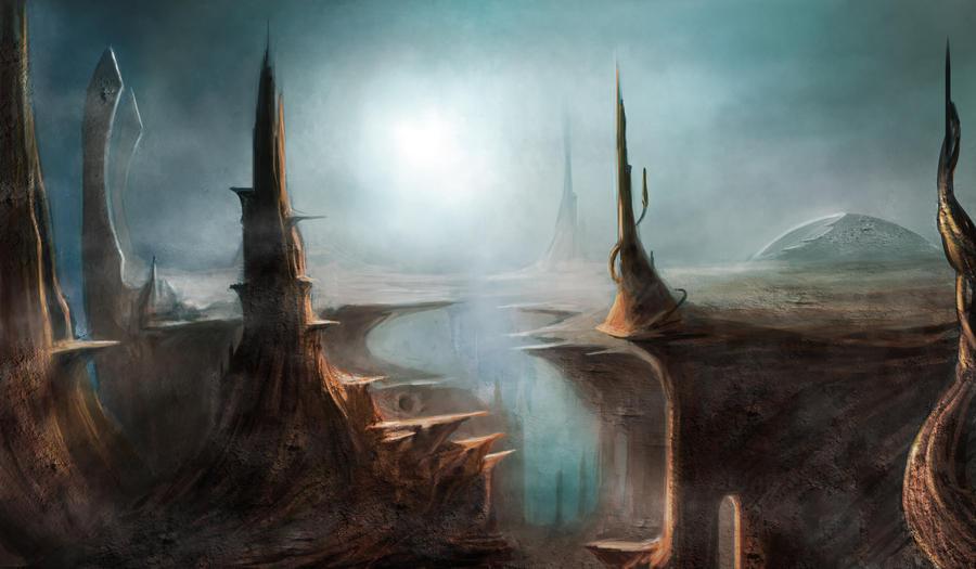 Oblivion by Darkcloud013