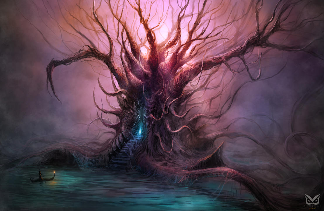 Tree of Life by Darkcloud013