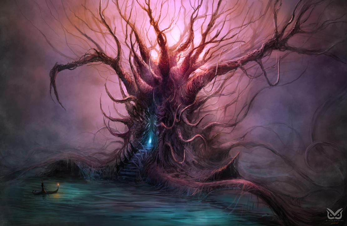 Tree of Life by Darkcloud013
