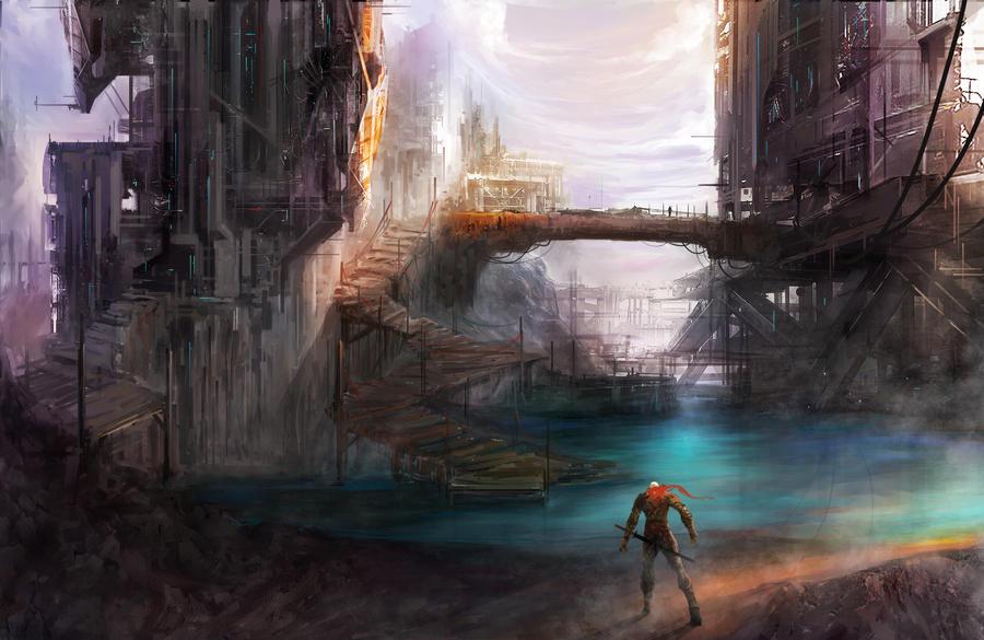 Wreckyard by Darkcloud013