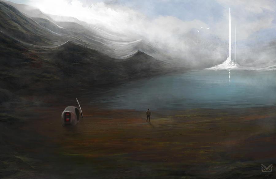 Alone by Darkcloud013