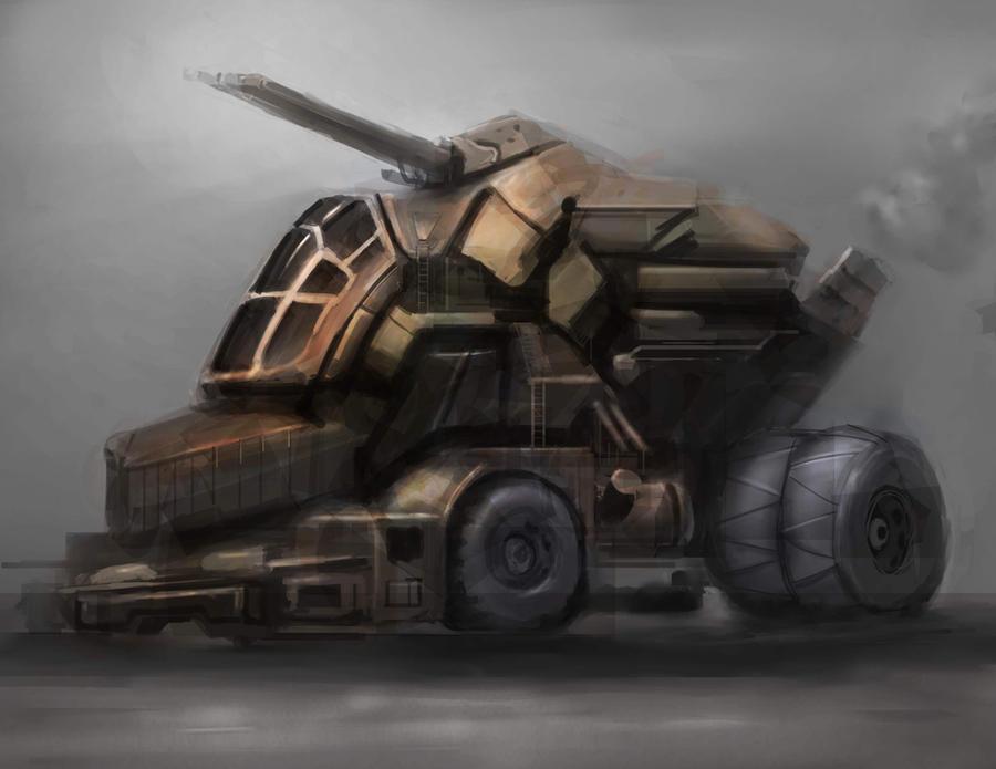 Wrecker by Darkcloud013