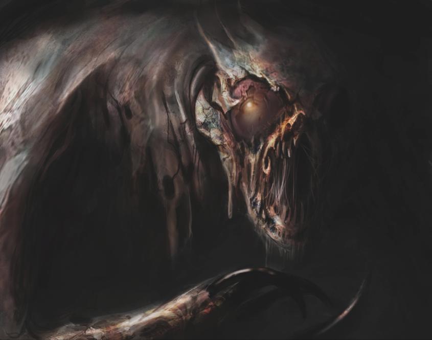 Foul Detractor by Darkcloud013