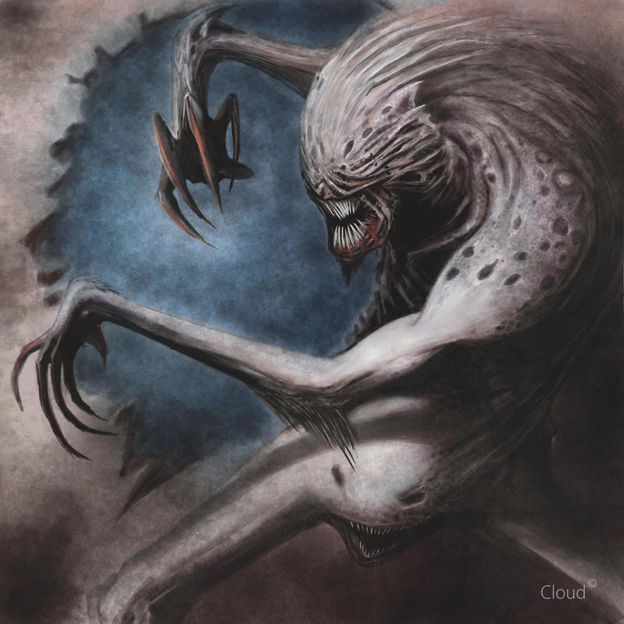 Leecher by Darkcloud013
