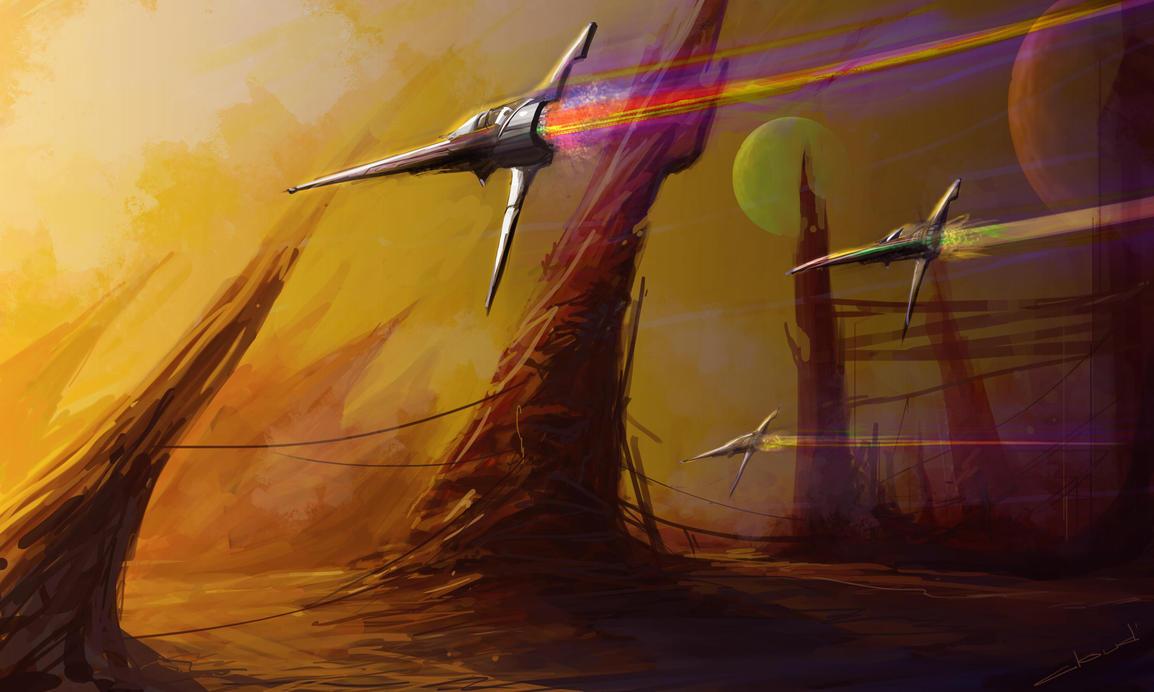 Speednight by Darkcloud013