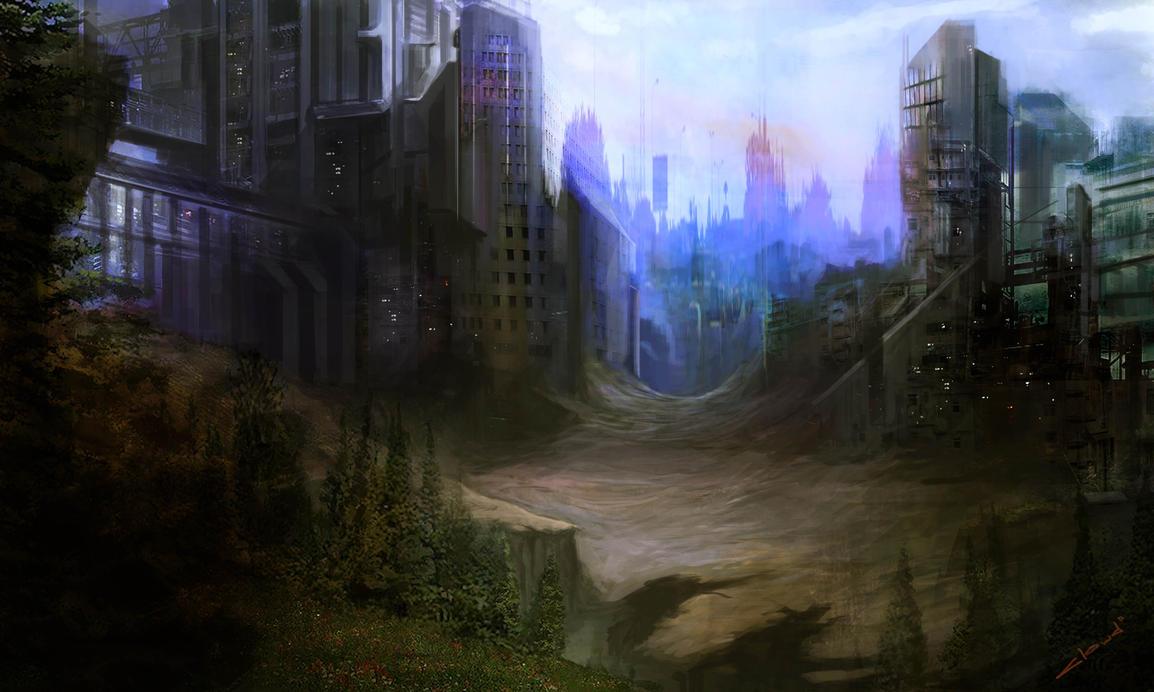 Blue Monday by Darkcloud013